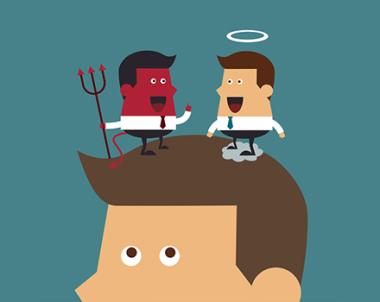 Pecados e virtudes capitais profissionais